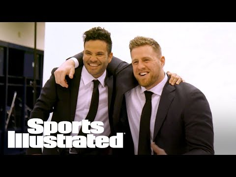 J.J. Watt & Jose Altuve: Behind Houston Stars' Sportsperson Of The Year Cover | Sports Illustrated