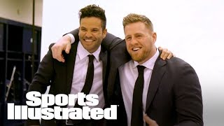 failzoom.com - J.J. Watt & Jose Altuve: Behind Houston Stars' Sportsperson Of The Year Cover | Sports Illustrated