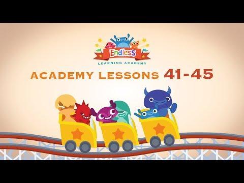 ELA Academy Lessons 41-45