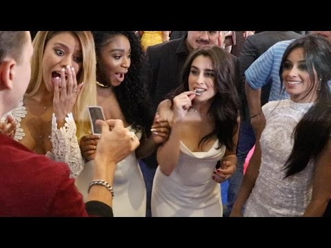 Fifth Harmony FREAKS over magic at CMT Music Awards 2016!