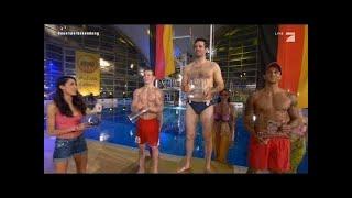 Top 3 - Einzelspringen - TV total Turmspringen Video