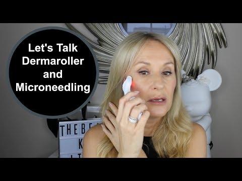 Does Dermarollering Really Work? - Nadine Baggott