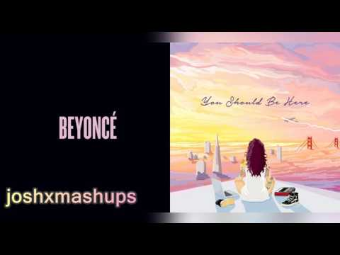 My Way | Beyonce & Drake x Kehlani & Chance the Rapper (Mashup)