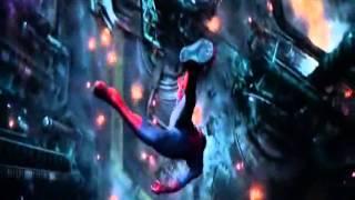 Клип под фильм Новый Человек Паук (1-2)