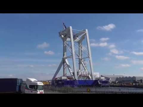 Svanen Heavy Lift Crane Ship, Yet Another View