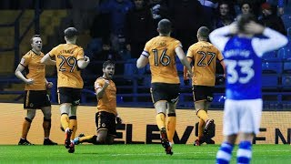 HIGHLIGHTS | Sheffield Wednesday 0-1 Wolves