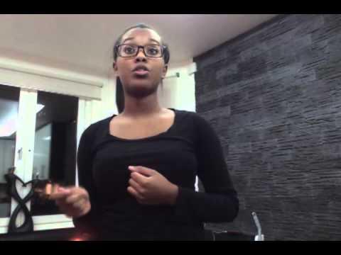 Rhetoric speech -  Eritrea.