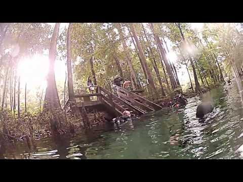 Ginnie Springs Training Dive 1