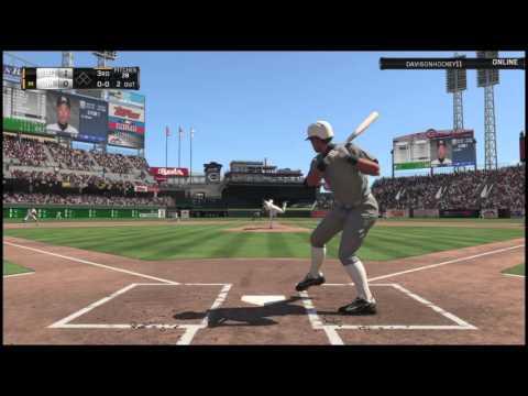MLB® The Show™ 16: back to back broken bats