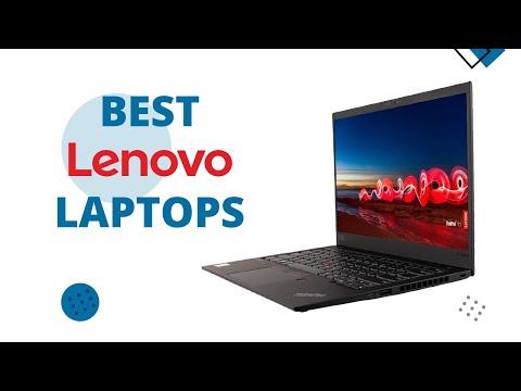 Top 5 Best Lenovo Laptops To Buy In 2020