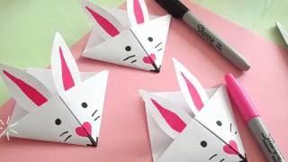 Bunny Bookmarks!