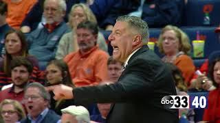 Auburn vs Vanderbilt basketball highlights