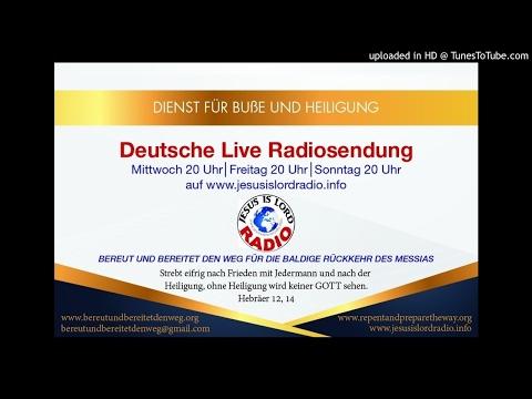 Deutsche Radiosendung 12. Februar 2017
