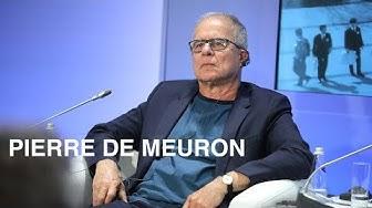 Pierre de Meuron Keynote at Moscow Urban Forum