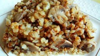 Как Приготовить Гречку, Гречневая Каша в Термосе, Еда в Пост