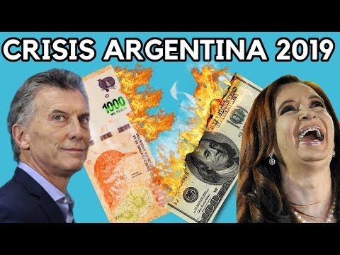 ¿PORQUÉ ARGENTINA ESTÁ EN CRISIS DE NUEVO? (2019)
