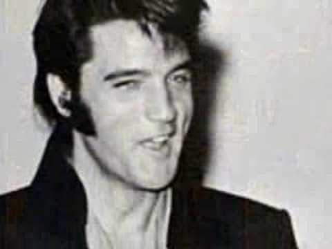 Elvis - somebodys Knocking