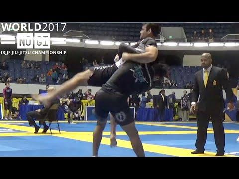 Lucas Barbosa VS Eliot Kelly / World NoGi Championship 2017