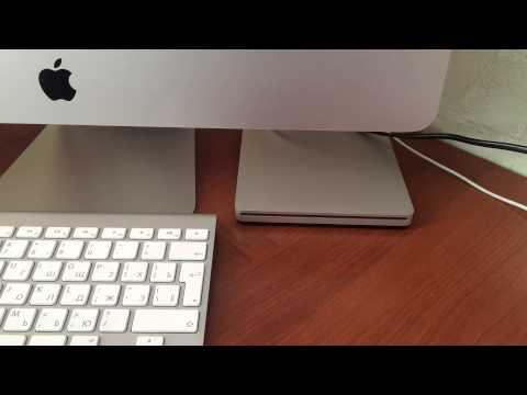 Вопрос: Как записать CD на MacBook?
