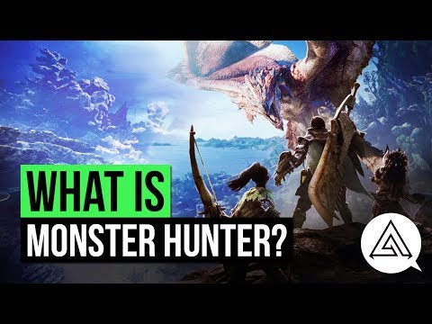 Beginners Guide To Monster Hunter - What Is Monster Hunter?