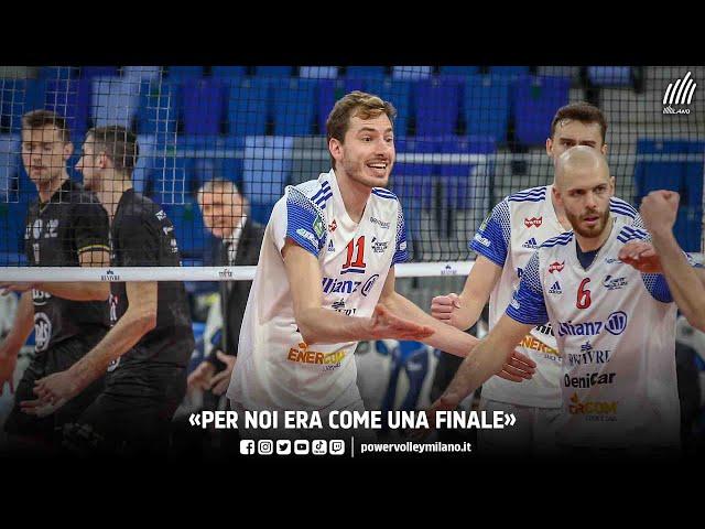 Superlega, interivista post Milano - Verona di Matteo Piano