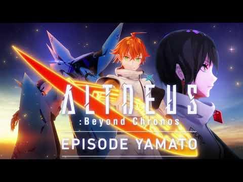 ALTDEUS: Beyond Chronos EPISODE YAMATO Launch Trailer