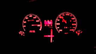 Audi 80 B4 quattro 4.2 V8 BITURBO 0-200 acceleration(, 2015-09-30T16:12:35.000Z)