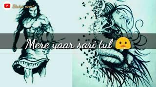 Aadhe Aadhe rat maine kheche hai dam (Sawan special 2018) Mahadev ke pujari |महादेव के पुजारी......!