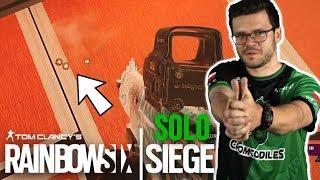 JAK ON TO ZROBIŁ?! - Rainbow Six Siege SOLO + PGA 2019