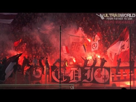 Rapid Bucharest - Ultras World