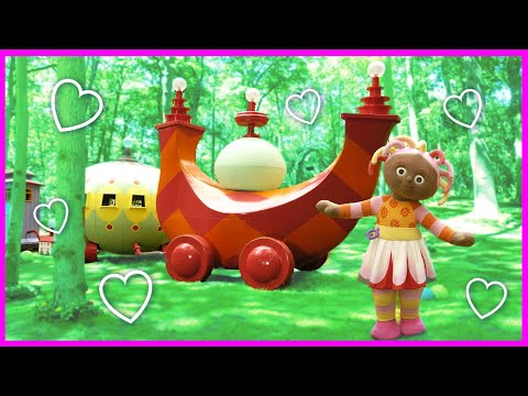 In The Night Garden: The Ninky Nonk Wants A Kiss