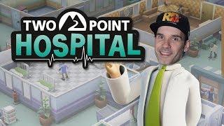 Ich bin dann mal Arzt | Two Point Hospital mit Dennis