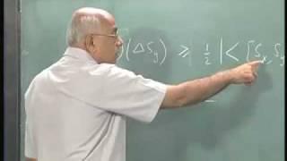 Lecture - 23 Quantum Physics