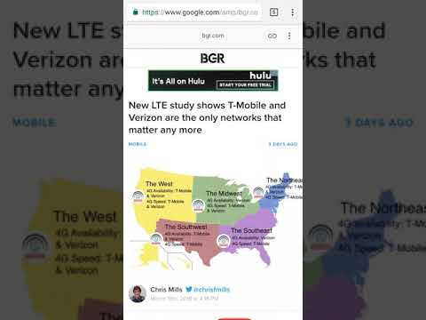 T-Mobile RCS messaging revolution, Open Signal Report, Sprint's direction. News from T-Mobile and Sp