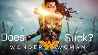 A white man explains why Wonder Woman (2017) sucked