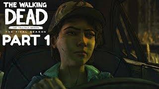 "The Walking Dead:Season 4: ""The Final Season"" Episode 1 Gameplay Walkthrough Part 1 - Introduction"