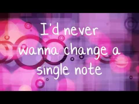 Camp Rock 2: You're My Favorite Song (Lyrics On Screen)
