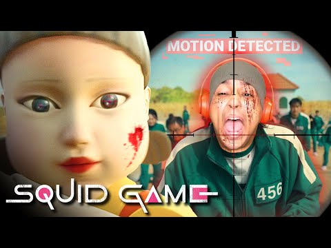 SQUID GAME: THE VIDEO GAME! thumbnail