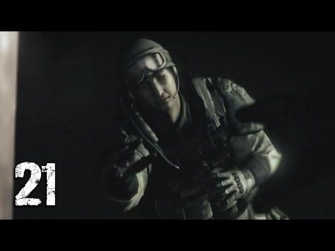 Resident Evil 6 Việt Hóa #21 Finn Macauley (Chris/Piers)