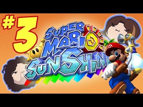 Super Mario Sunshine: Just Add Water - PART 3 - Game Grumps