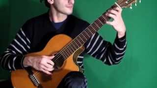 La melodía de Dios - Tan Biónica [Fingerstyle]