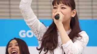 西内まりや 福岡マラソン2015大会イメージソング「Let's start over again」