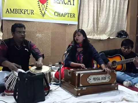 Naina sings Bhojpuri 'Banwari ho hamra ke balma'