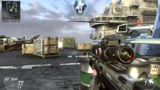 OpTic Predator 30-3 AGAIN Black Ops 2 Sniper Gameplay