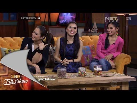 Ini Talk Show - 26 September 2014 Part 2/4 - Wulan Guritno, Vicky Shu dan Indah Permatasari
