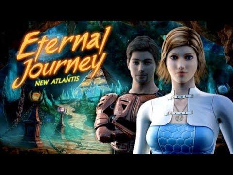 Eternal Journey: New Atlantis Game Play Walkthrough / Playthrough |