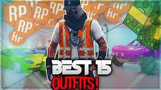"*15 Easy Outfits* GTA 5 Online ""NO Wasting Time With Glitches* STILL WORK!*"