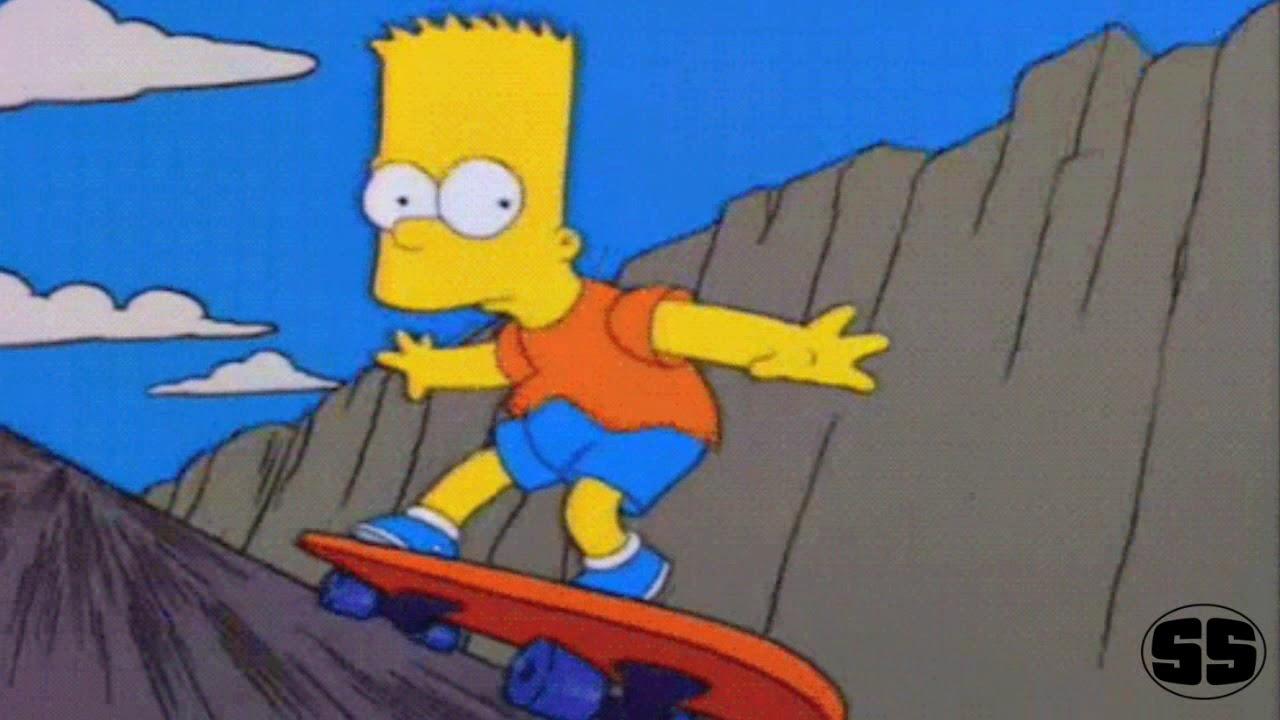 Симпсоны анимация картинки