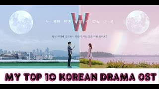 Video My Top 10 Korean Drama OST download MP3, 3GP, MP4, WEBM, AVI, FLV September 2017