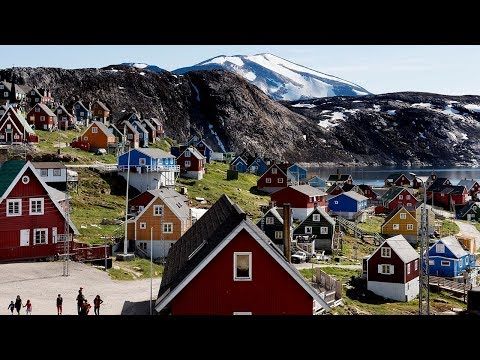 'Not for sale': Greenland rebukes Donald Trump's advances